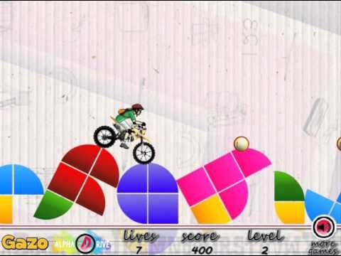 Alpha Drive Game. Play game at http://www.yoobfriv.info/alpha-drive.html. You can play Alpha Drive in your browser for free. Alpha Drive is a cool bike racing game where you have to ride a motorbike over the bumpy alphabet. Collect stars and finish every track as fast as possible.