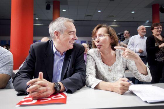Los críticos del PSC fundarán un partido socialista alternativo | Cataluña | EL PAÍS