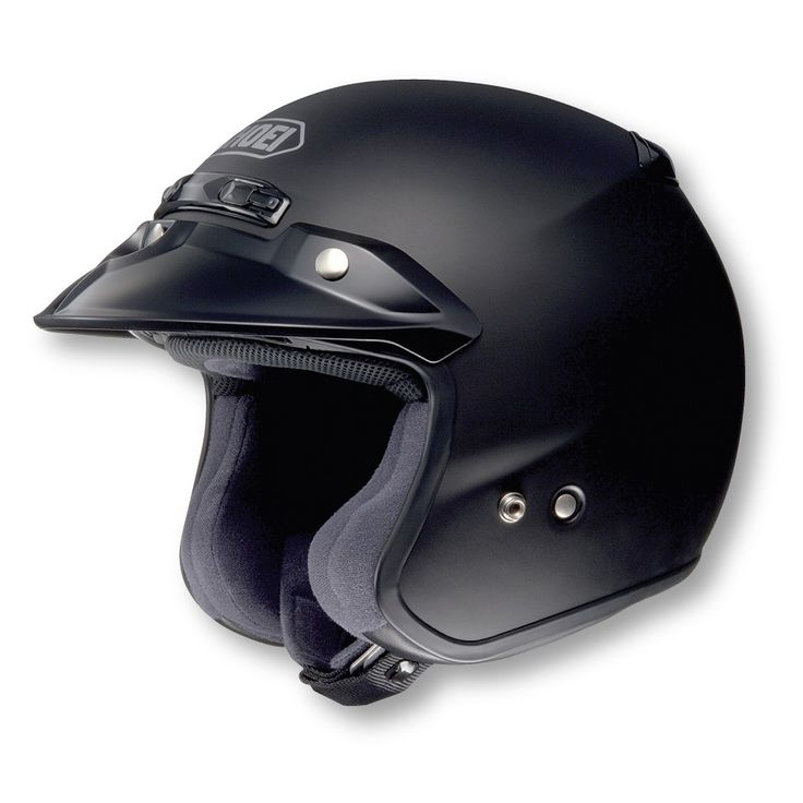Shoei RJ Platinum-R Open Face Vintage Motorcycle Helmet