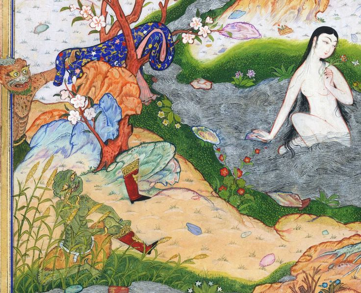 Demons and girl - jahongir ashurov