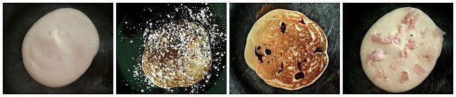 Tortitas de ricota - Pancakes alla ricotta