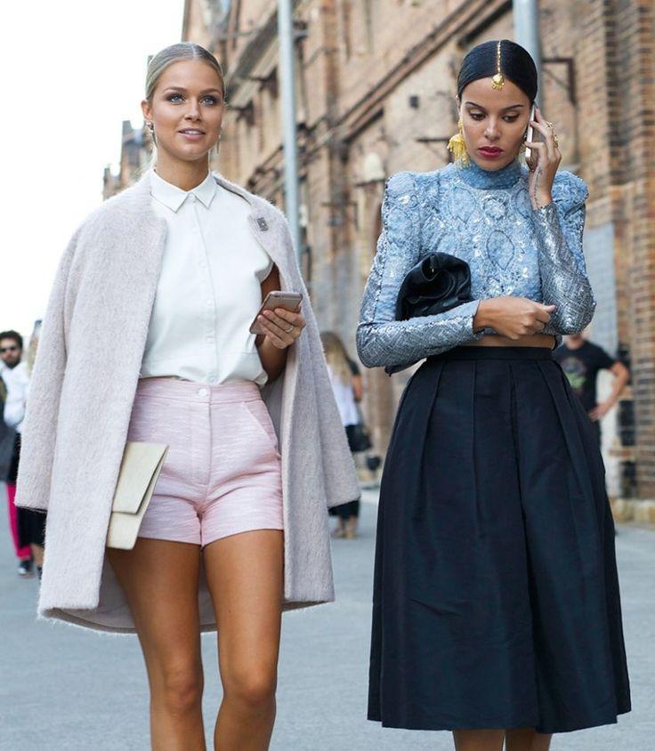 Gabriella Bona Love it.Classic Street Style.