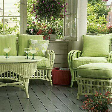 267 best summer porch decor images on pinterest