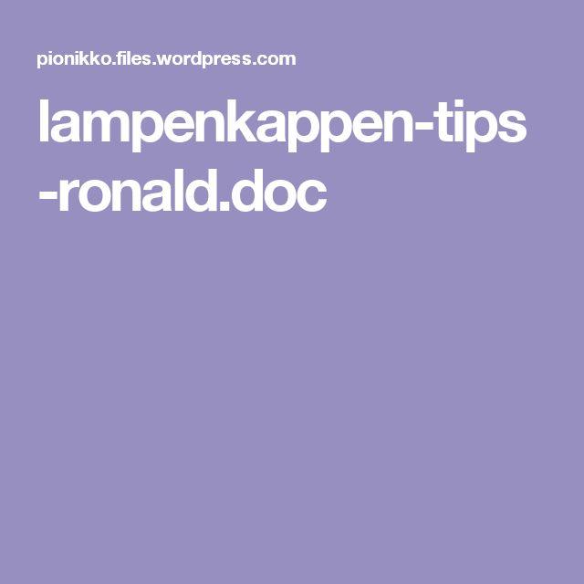 lampenkappen-tips-ronald.doc