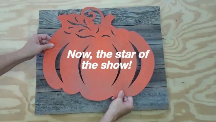 Easy DIY Fall Pumpkin decor from the Dollar Tree Store $1