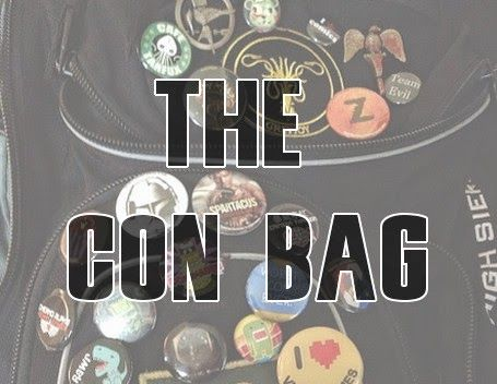 San Diego Comic Con Tips & Tricks Part 2: The Con Bag ~ The Fangirl