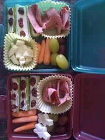 Kids lunch box idea