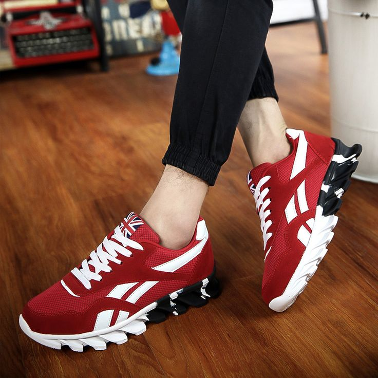 Summer Male Footwear Casual Men Shoes Lacing Up Breathable Shoes Wear-resistant Trainers Basket Homme Mens Shoes Casual schoenen
