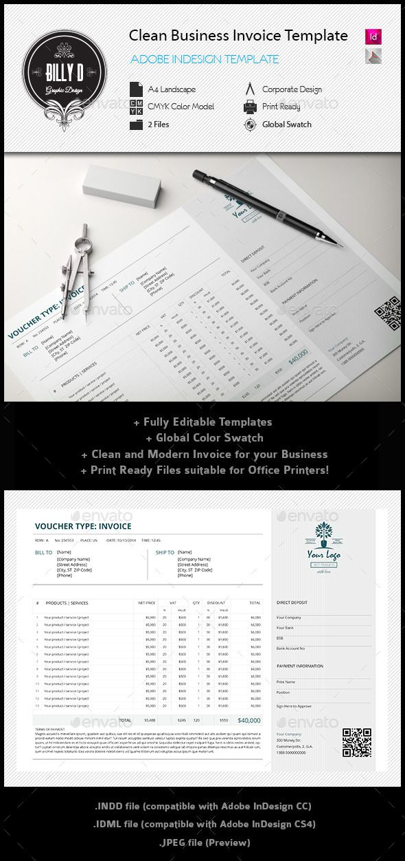 32 best Corporate Identity images on Pinterest Corporate - printed invoices
