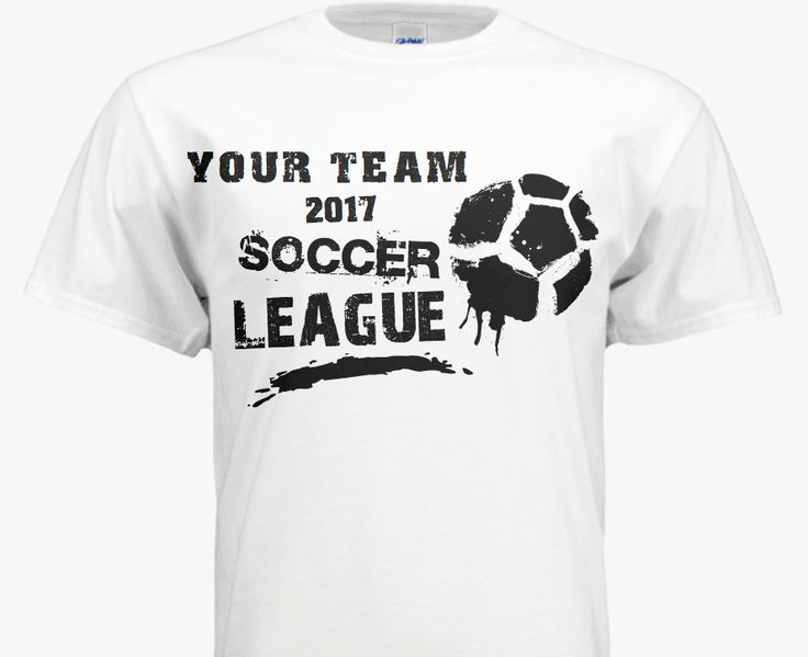 Top 25 ideas about soccer t shirt idea 39 s on pinterest for Custom shirts fast delivery