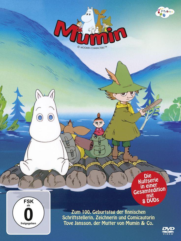 Die Mumins - Gesamtedition [8 DVDs], EUR 24,99