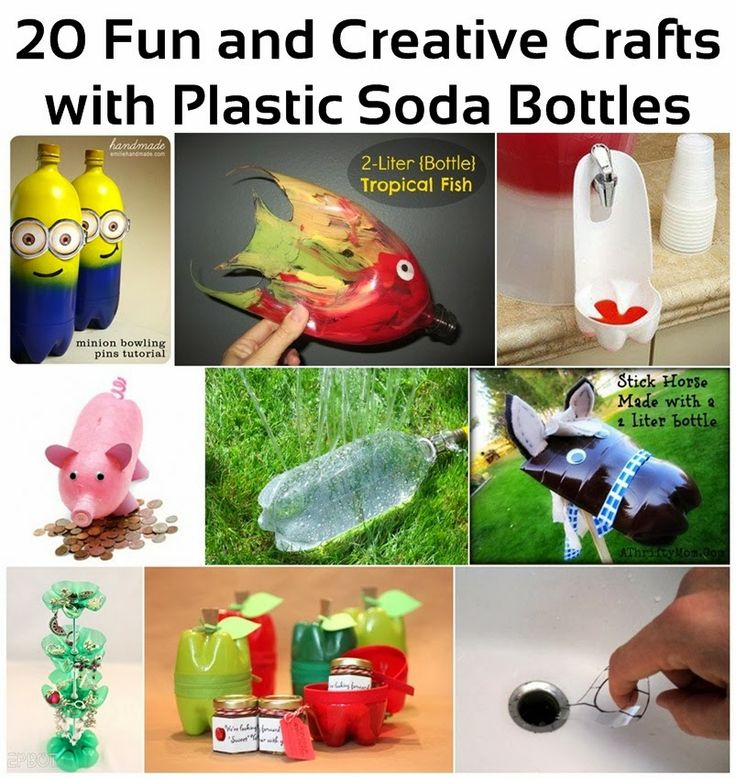 diy projects 20 creative and fun crafts with plastic