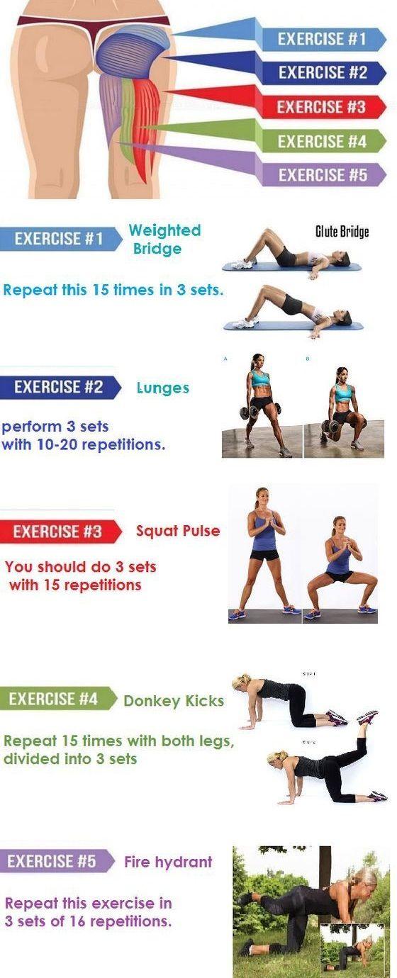 5 exercises