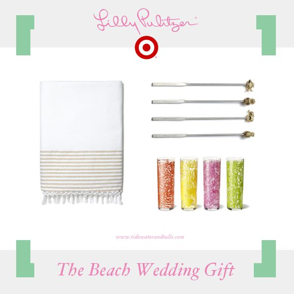 Target Wedding Gifts: Lilly Pulitzer For Target Wedding Ideas
