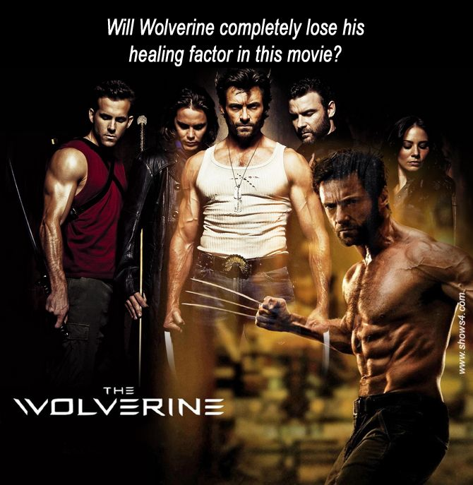 Will Wolverine completely lose his  healing factor in this movie?