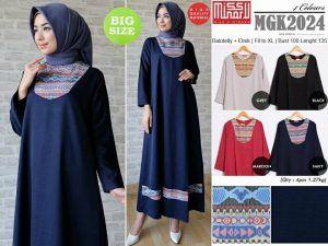Baju Online Grosir Murah: grosir baju gamis terbaru MGK2024