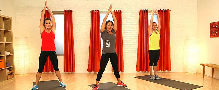 Get ready to take your workout to the next level with Jessica Alba's  CrossFit trainer, Yumi Lee. This workout is excuse-proof: you don't need any equipment, and it's only 10 minutes long, but it will definitely get your heart pumping. No need to be
