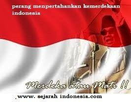 lima perang menpertahankan kemerdekaan indonesia