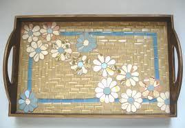 Resultado de imagem para bandejas de mosaico - Crafting Practice