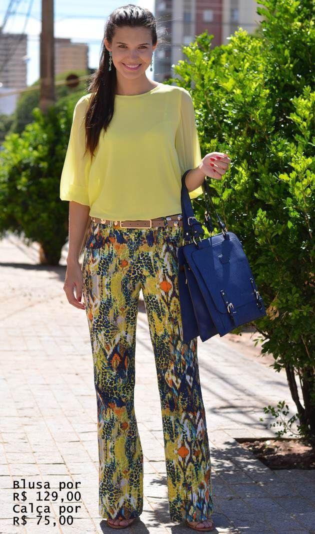 roupa da moda 2014