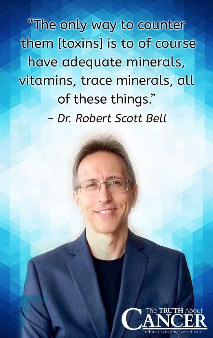 "In this video, cancer researcher Ty Bollinger speaks with Dr. Robert Scott Bell, author, lecturer, and host of the ""Robert Scott Bell Show."" Robert talks about the effects of environmental toxicity and what they do in the body metabolically. Click on the image above to watch the video..."