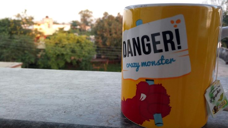 Danger...Crazy Monster Inside...!!😜 #sunday #morning #pic
