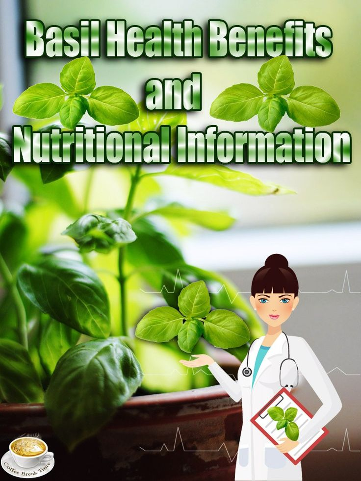 Basil Health Benefits and Nutritional Information