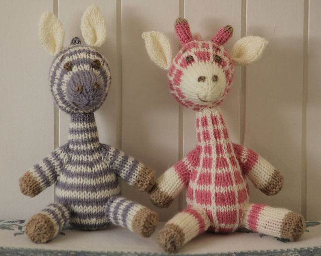 25+ best ideas about Knitted Stuffed Animals on Pinterest Crochet animals, ...
