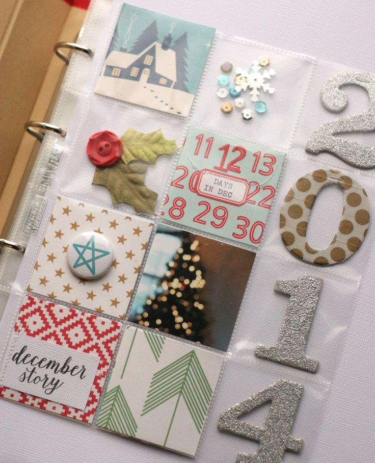 Dozen In December   Intro Pages, by SuzMannecke