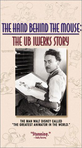 The Hand Behind the Mouse - The Ub Iwerks Story [VHS]   #FreedomOfArt  Join us, SUBMIT your Arts and start your Arts Store   https://playthemove.com/SignUp