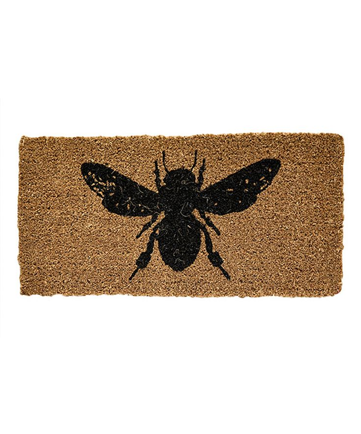 Take a look at this Bee Coir Doormat today!