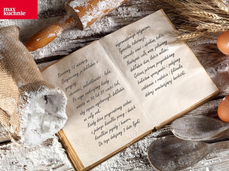 Słyszeliście o Recepcie na cały rok? 📝 Jej autorką jest Katharina Elisabeth Goethe, matka słynnego Johanna Wolfganga Goethe'go. My jesteśmy ZACHWYCENI tym tekstem!