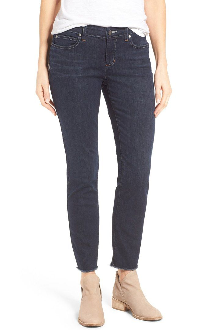 Skinny jeans by Eileen Fisher #capsule  #capsulecollection  #dorsu