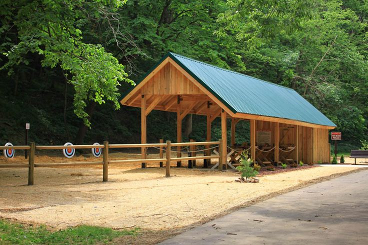 1000 images about hilltop picnic shelter on pinterest for Pole barn home kits indiana