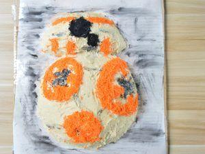 Ekstremalnie zdrowy i pyszny tort BB-8 z Gwiezdnych Wojen/ Extremely Healthy and Delicious BB-8 Star Wars Cake  http://www.fizjoczar.pl/bb-8-cake   #cake #BB-8 #bb8 #ciasto #tort #zdrowie #zdrowe #przepisy #healthy #recipes #star #wars #urodziny #birthday #kids #children #dzieci #starwars #party #przyjęcie #birthdaycake #torturodzinowy
