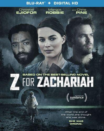 Z for Zachariah [Includes Digital Copy] [UltraViolet] [Blu-ray] [2015]