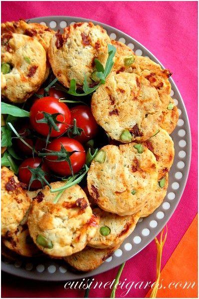 Cookies Tomates Séchées 2
