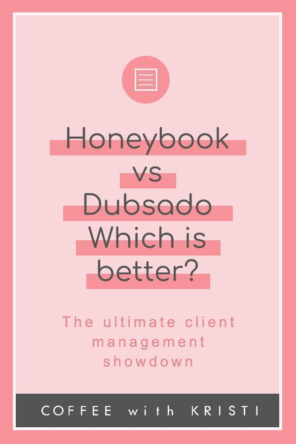 Honeybook Vs Dubsado Business Tips Online Entrepreneur