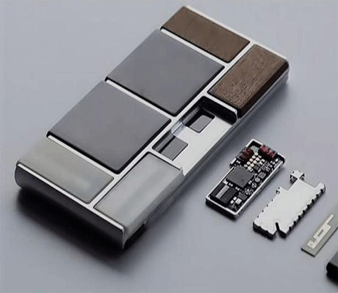 Google's first modular phone is coming
