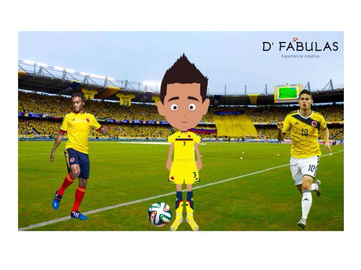 Vamos Colombia !