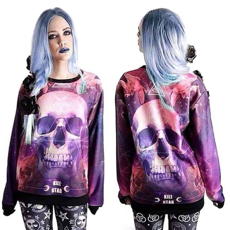 Ancient Space Sweatshirt – Brutalitees