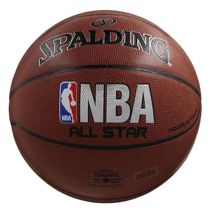 Sports_collectifs_basketball - Basketbal NBA Allstar maat 7 SPALDING
