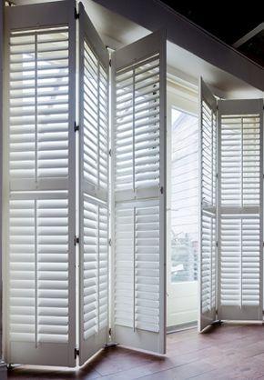 shutters van Colors bij colors@home