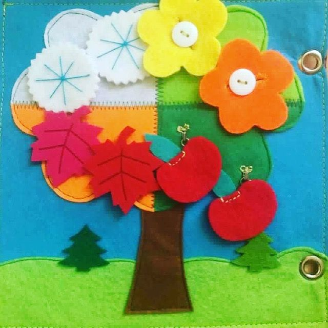 The seasons tree :)