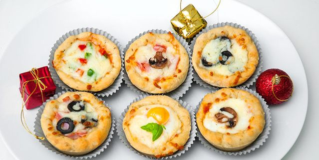 PARTY PIZZA CUPCAKES — Recepti — Coolinarika