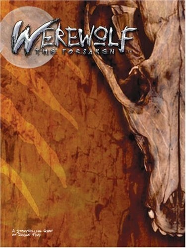 Werewolf: The Forsaken. This was pretty fun but not quite as gnarly as 'the apocalypse'.