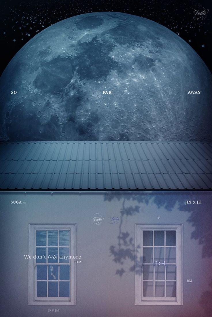 We Don't Talk Anymore pt. 2, 4'O clock, and So Far Away (SUGA, Jin, Jungkook)