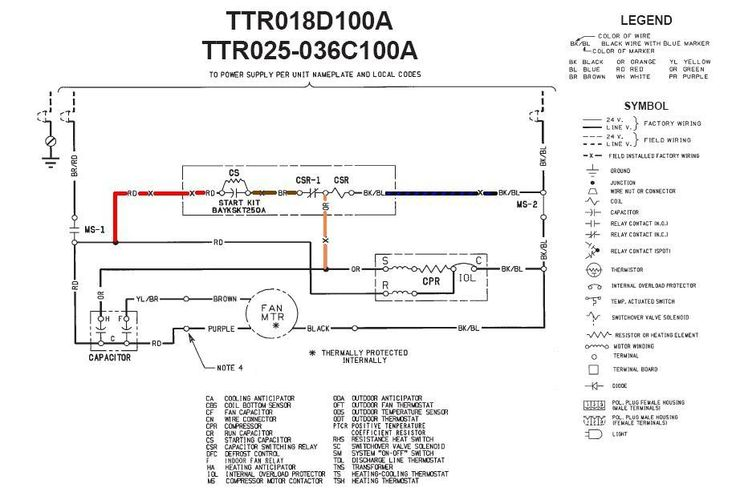 trane condenr wiring diagram trane automotive wiring diagrams trane xe 1200 wiring diagram trane home wiring diagrams
