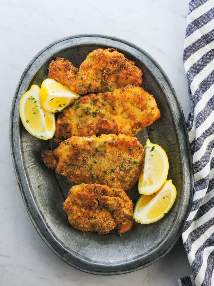 Almond Flour Air Fried Chicken Fresh Fit Kitchen