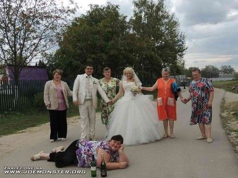 Wedding pic in Poland